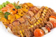 Family of assorted kebabs 260.00 uah
